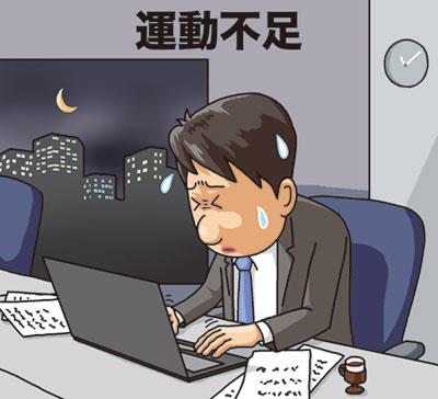 職場でのストレス